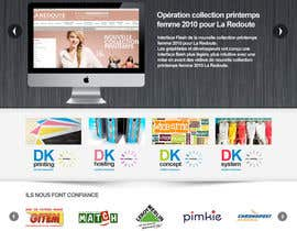 danangm tarafından Website Design for company group için no 33