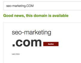 #43 for Find a domain name for SEO company by clarapaolini