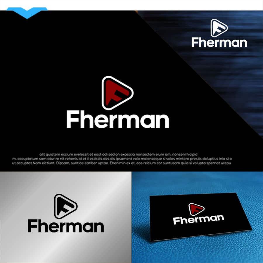 Participación en el concurso Nro.                                        359                                      para                                         Diseño Logo Fherman