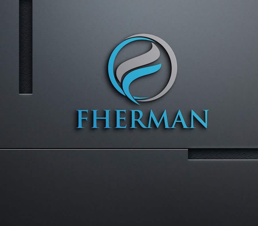 Participación en el concurso Nro.                                        122                                      para                                         Diseño Logo Fherman