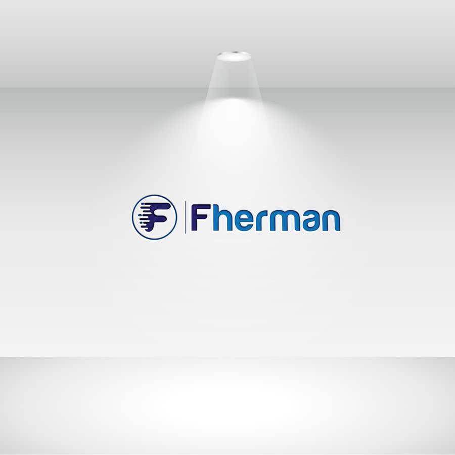 Participación en el concurso Nro.                                        201                                      para                                         Diseño Logo Fherman