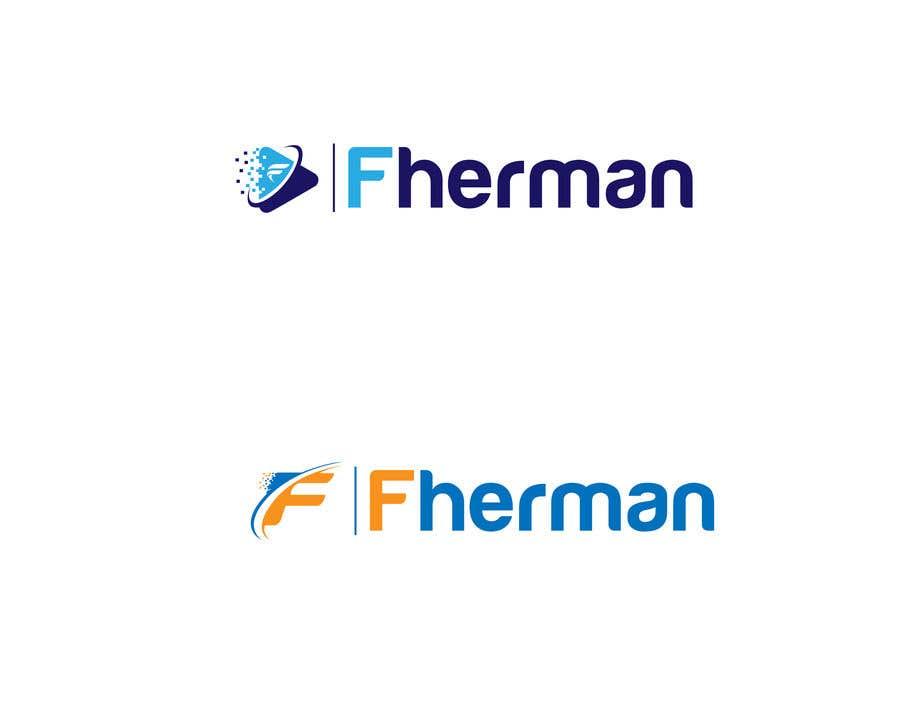 Participación en el concurso Nro.                                        207                                      para                                         Diseño Logo Fherman