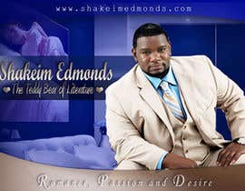 "#16 for Flyer Design for The Teddy Bear of Literature. ""Shakeim Edmonds"" Flyer by luvephotowork"