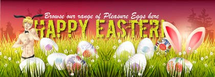 #3 cho Design an Easter Promotional Banner for my ADULT website! bởi yaris196