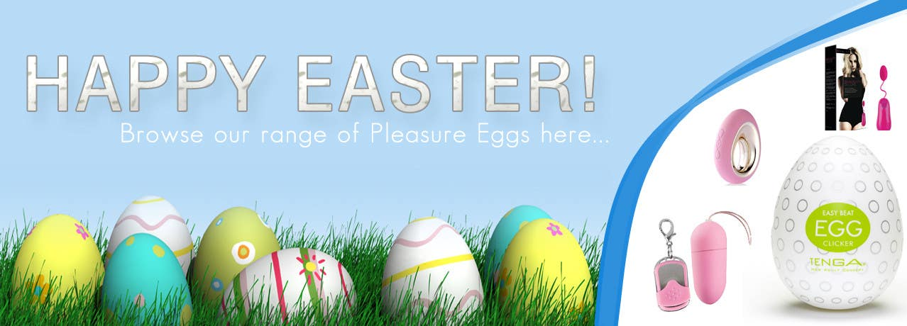 Contest Entry #                                        1                                      for                                         Design an Easter Promotional Banner for my ADULT website!