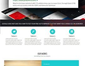 #20 for Re-Design the Home Page for our website by deepakinventor