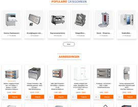 #313 para website design facelift por amitwebdesigner