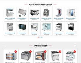 #285 para website design facelift por Grabarvl