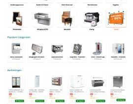 #310 para website design facelift por diormdn