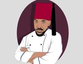 #21 for Moorish Chef Cartoon by zuhaibimtiaz007