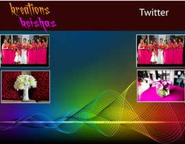 #11 untuk Graphic Design for Twitter Background oleh Woow8