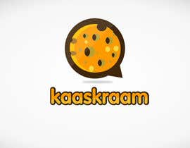 #39 for Design a Logo for Cheese Webshop KaasKraam by brookrate