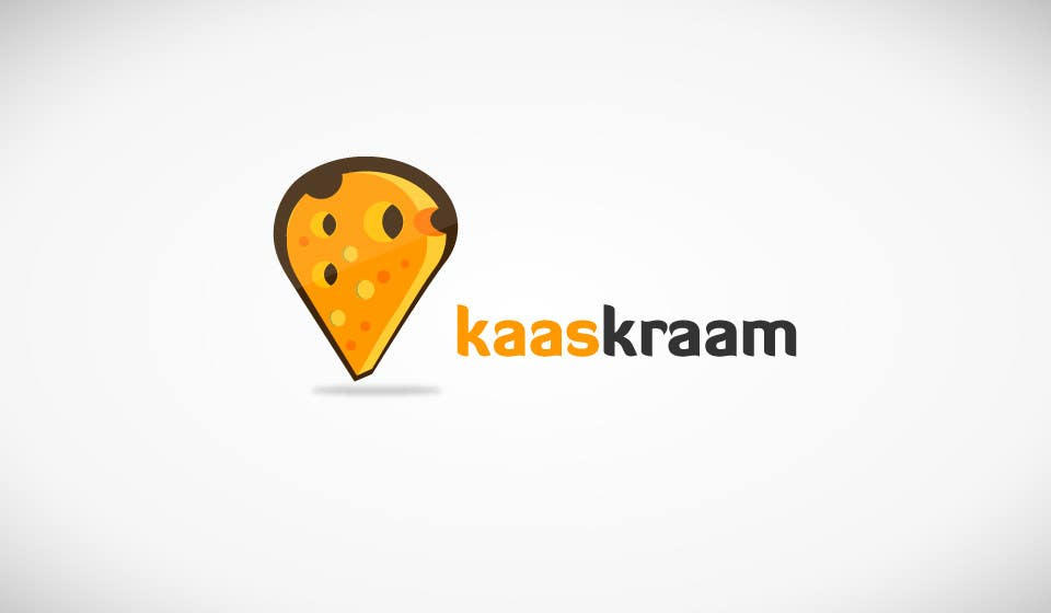 Konkurrenceindlæg #105 for Design a Logo for Cheese Webshop KaasKraam