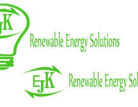 #46 for Deign a Logo and Business Card for EJK Renewable Energy Solutions by nurmantg