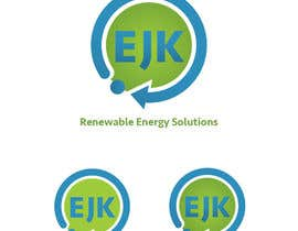 #8 untuk Deign a Logo and Business Card for EJK Renewable Energy Solutions oleh JulienNguyen
