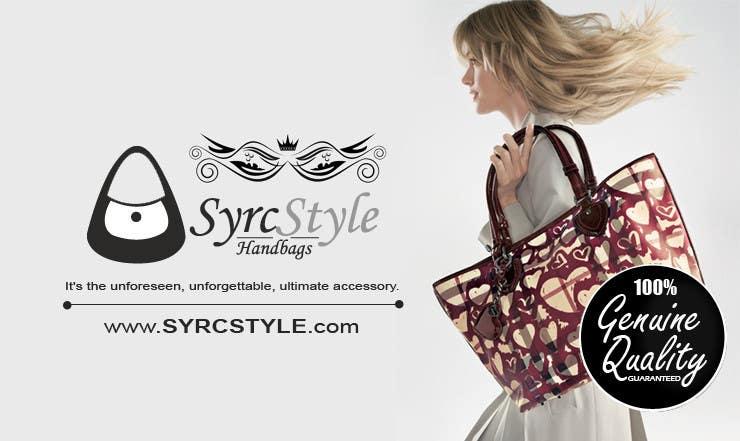 Bài tham dự cuộc thi #15 cho Logo and Website Banner Design for a Handbag Website
