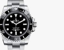 brahim93 tarafından Need to raw illustration of a Rolex watch için no 2