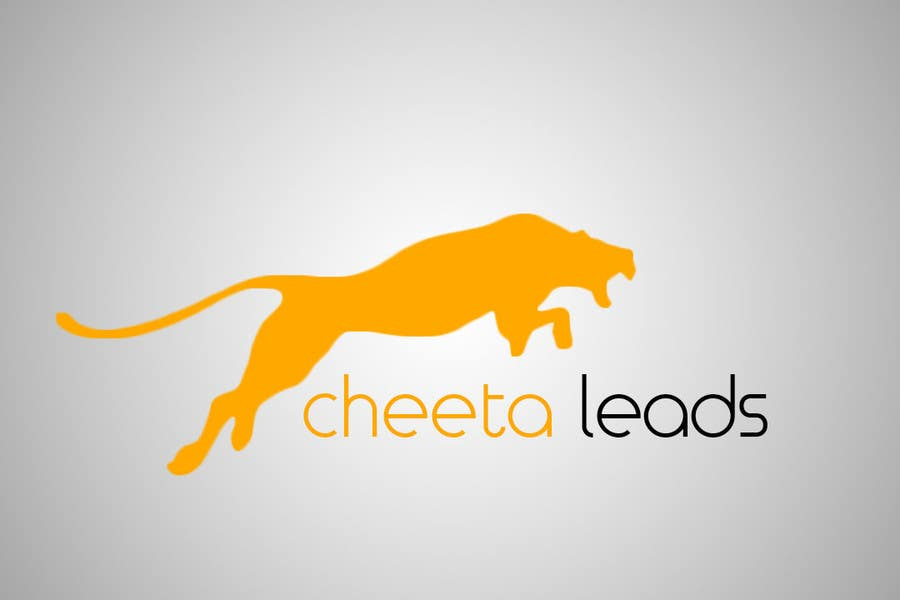 Contest Entry #81 for Design a Logo for CheetahLeads.com