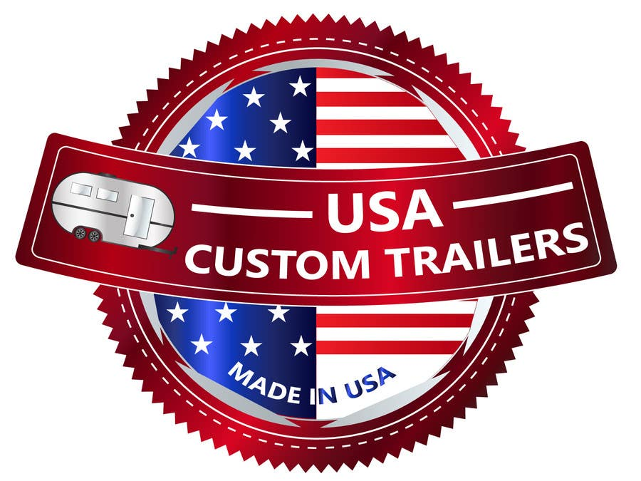 Contest Entry #                                        27                                      for                                         USA Custom Trailers
