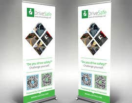 #17 for Design a Popup Banner for Exhibition by HammyHS