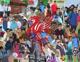 #55 pentru Need a sketch art/photo art/doodle art/ photo collage in sketch de către CibleArts