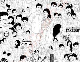 #46 pentru Need a sketch art/photo art/doodle art/ photo collage in sketch de către intandianafishal