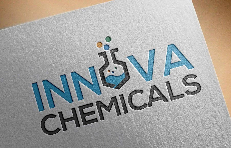 Konkurrenceindlæg #167 for Design a Logo for INNOVA CHEMICALS