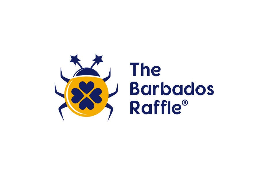 Konkurrenceindlæg #                                        34                                      for                                         Logo Design for National Raffle (Lottery) of Barbados