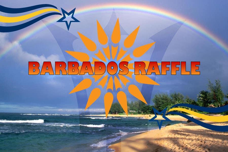 Konkurrenceindlæg #                                        37                                      for                                         Logo Design for National Raffle (Lottery) of Barbados