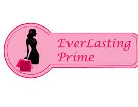 """Nro 171 kilpailuun A clothing Boutique Logo, store name is """"EverLasting Prime"""" käyttäjältä lb5102001"""