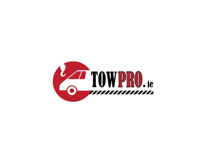 Inscrição nº 74 do Concurso para Design a Logo for Towing company