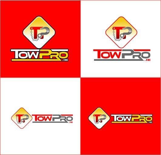 Penyertaan Peraduan #32 untuk Design a Logo for Towing company