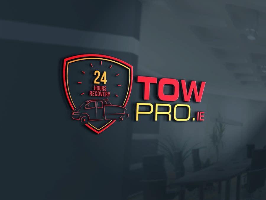 Penyertaan Peraduan #46 untuk Design a Logo for Towing company