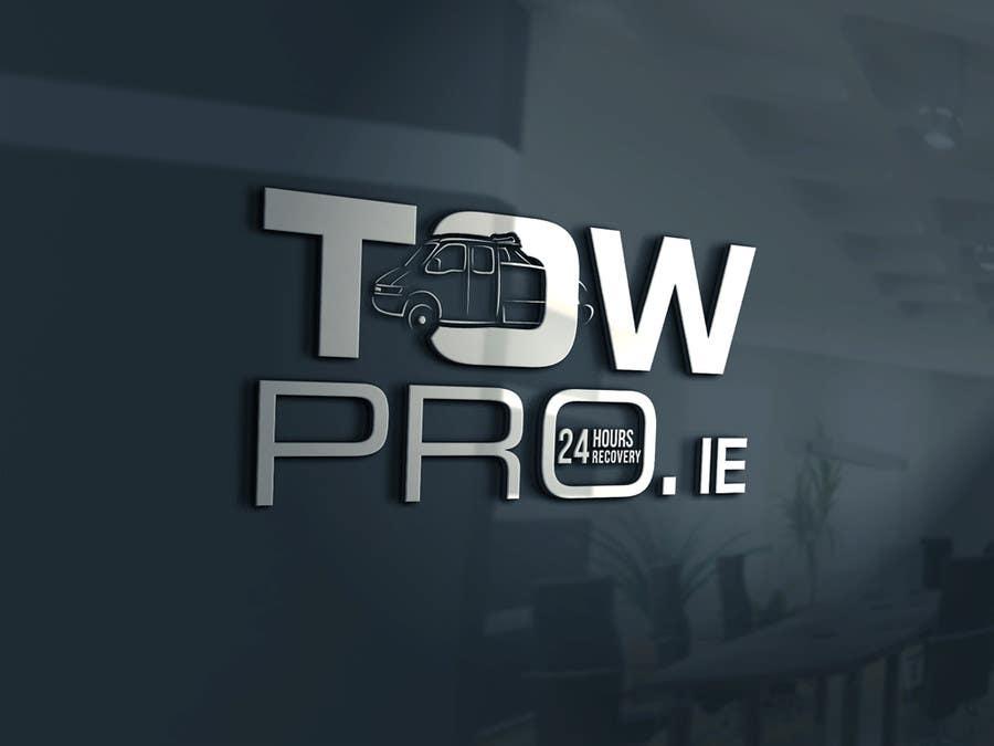 Inscrição nº 55 do Concurso para Design a Logo for Towing company