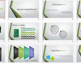 #21 for Design PowerPoint presentation for a mobile app by danielapirri