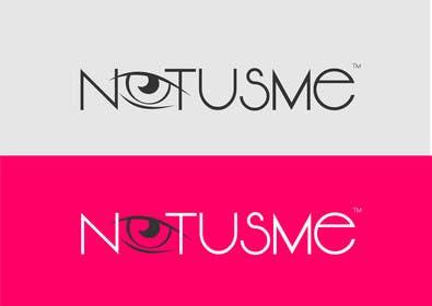 Nro 129 kilpailuun Design a Logo for Notusme Apparel käyttäjältä meresel