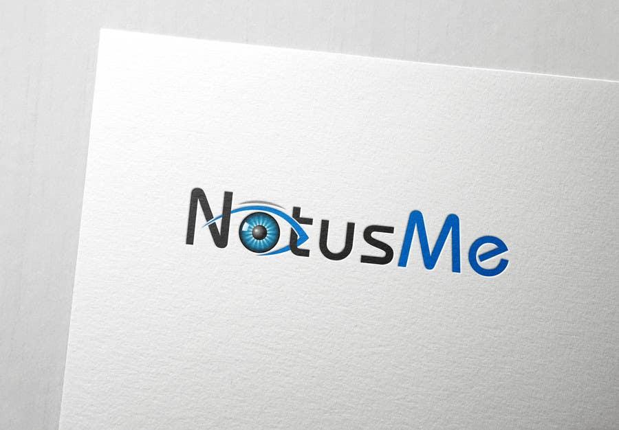 Konkurrenceindlæg #738 for Design a Logo for Notusme Apparel