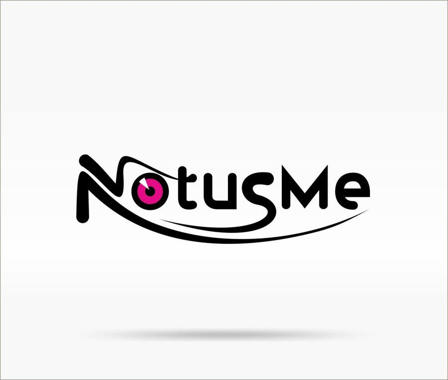 Konkurrenceindlæg #654 for Design a Logo for Notusme Apparel