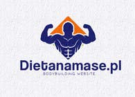 Graphic Design Entri Peraduan #56 for logo design for bodybuilding website