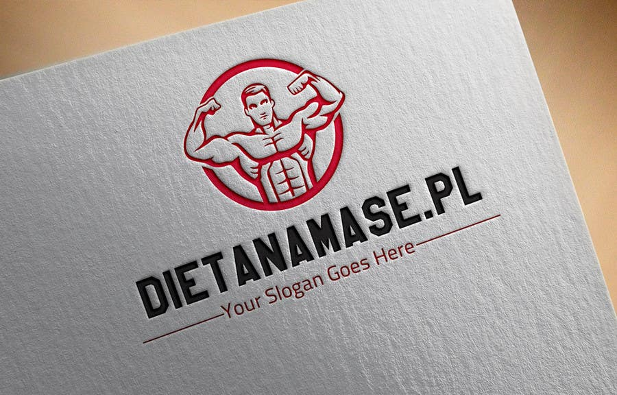 Penyertaan Peraduan #50 untuk logo design for bodybuilding website