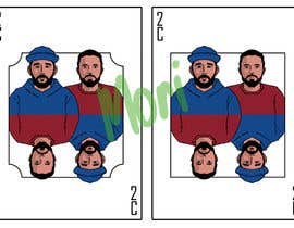 """#86 for Create a """"cartoonized"""" logo (playing cards style) by marcelmori"""