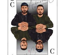 """#75 for Create a """"cartoonized"""" logo (playing cards style) by andrianacehnak"""