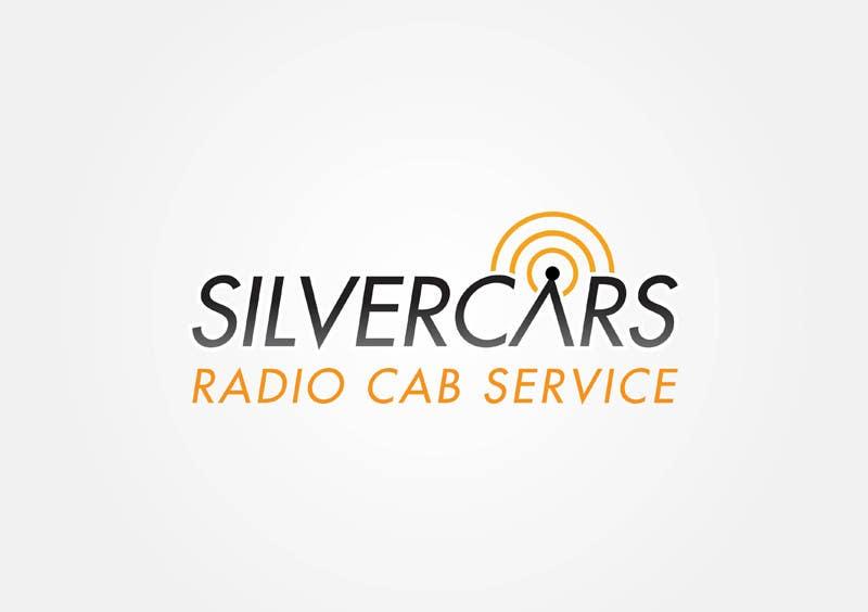 logo design for a new radio cab service