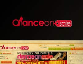dondonhilvano tarafından Logo Design for Online Dance Shoes Store Danceonsale.com için no 66