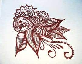 #8 for I need some Graphic Design for Mehendi artwork illustration af harshanadineth