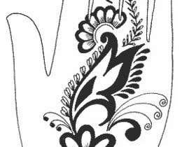 #22 for I need some Graphic Design for Mehendi artwork illustration af tiagogoncalves96