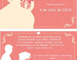 #3 para Some vintage invitations. por codigoccafe