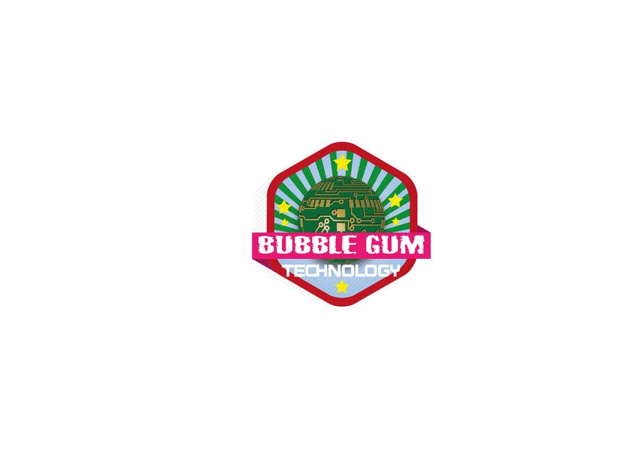 #121 for Logo Design for Bubble Gum Technology by branislavad