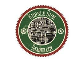 nº 75 pour Logo Design for Bubble Gum Technology par niccroadniccroad