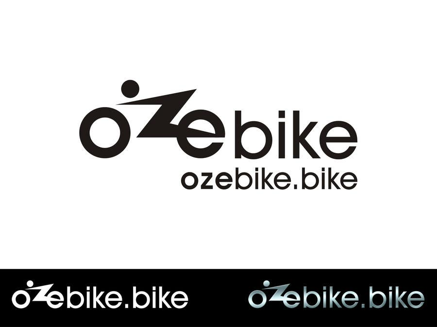 "Konkurrenceindlæg #107 for Design a Logo for ""ozebike.bike"""